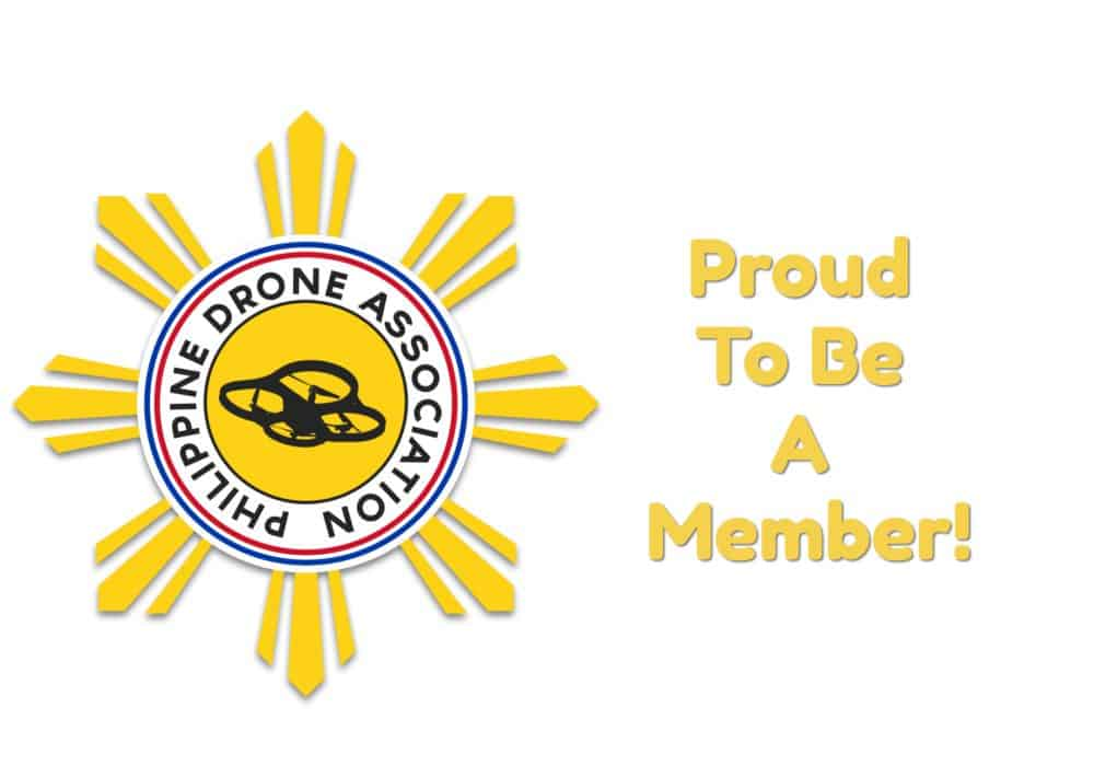 Philippine Drone Association Proud To Be A Member