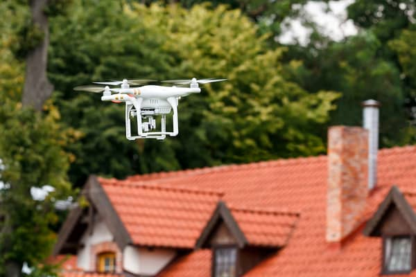 bigstock 143833370 600x - The Pros and Cons of Using Drones in Home Inspections